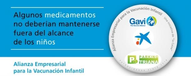 Parking Triana se adhiere a Alianza Empresarial para la Vacunación Infantil